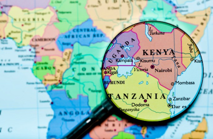 Sea Freight services in Tanzania and East Africa